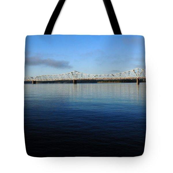 Kimberling City Bridge Tote Bag