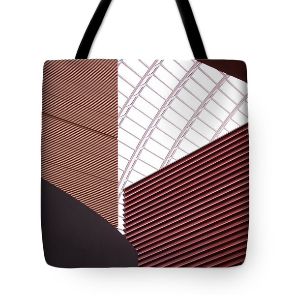 Kimmel Center Geometry Tote Bag