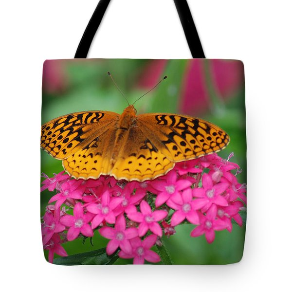 Tote Bag featuring the photograph Kim's Bosom Buddies Support by Richard Bryce and Family