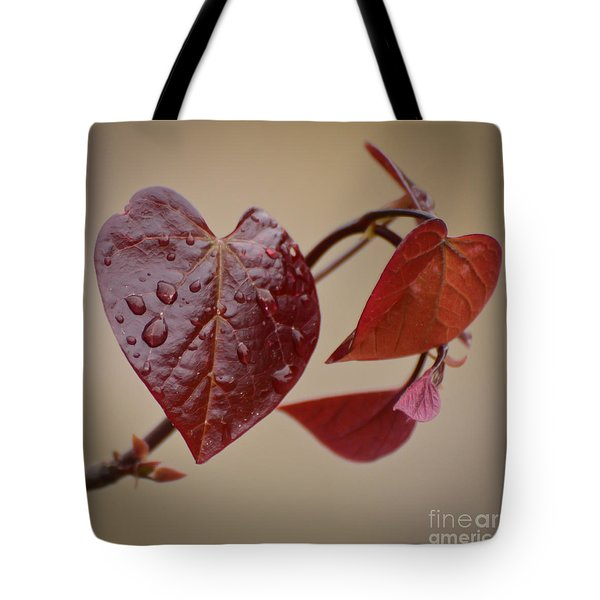 Kindness Can Change The World Tote Bag by Kerri Farley