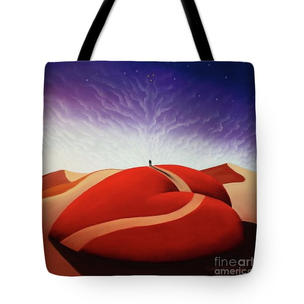 Kindred Spirits Tote Bag