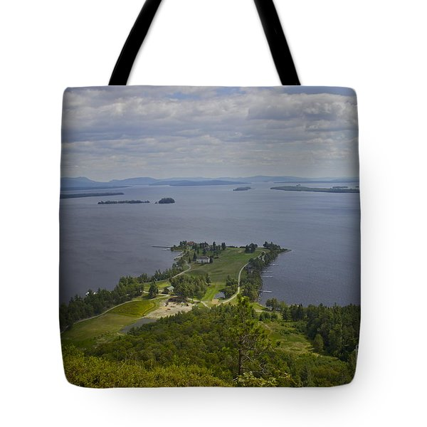 Kineo View Tote Bag