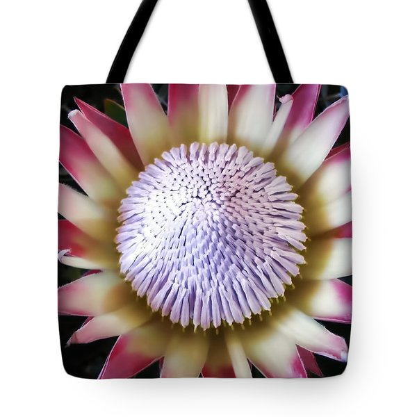 King 1 Tote Bag by Dawn Eshelman