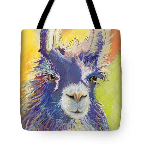 King Charles Tote Bag by Pat Saunders-White