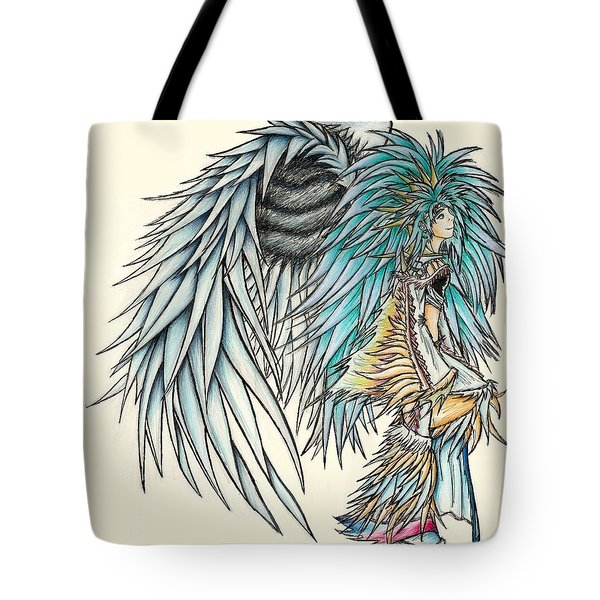 King Crai'riain Tote Bag