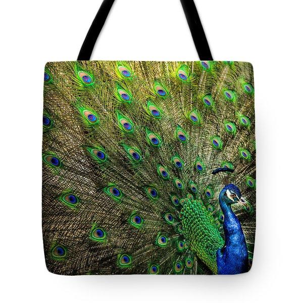 King Of Birds Tote Bag