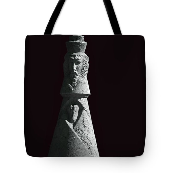 King Of Hearts Tote Bag by Margie Hurwich