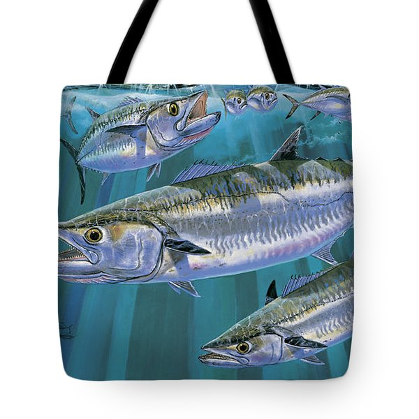 King Of Kings Off0090 Tote Bag by Carey Chen