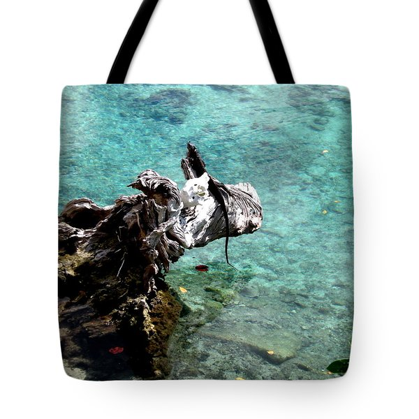 King Of The Blue Lagoon 2 Tote Bag