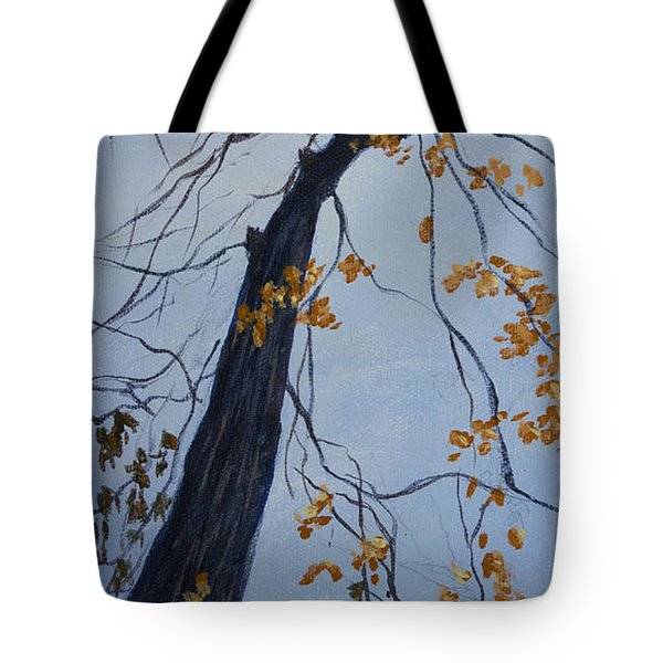 King Of The Forest Tote Bag by Janet Felts