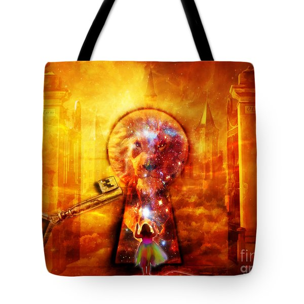 Kingdom Of Heaven Tote Bag
