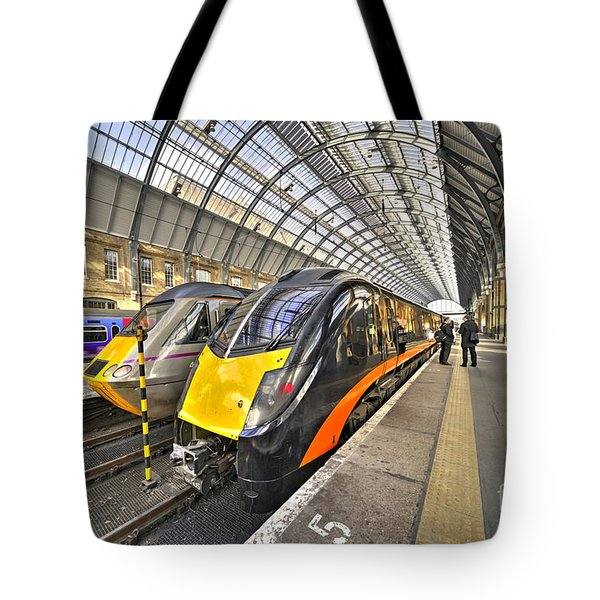 Kings Cross Variety  Tote Bag