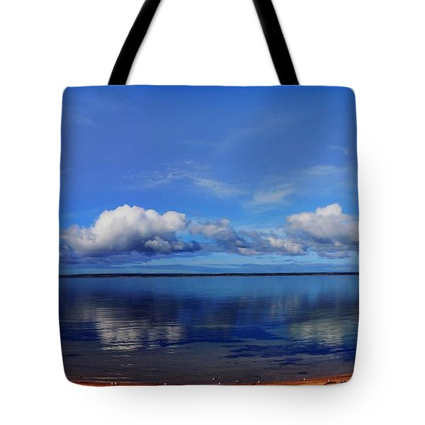 Kingscote View Tote Bag