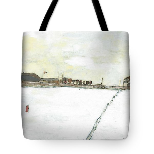 Kingston Yacht Club Tote Bag