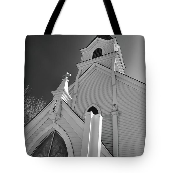 Kirche Der St Walburga Tote Bag by Guy Whiteley