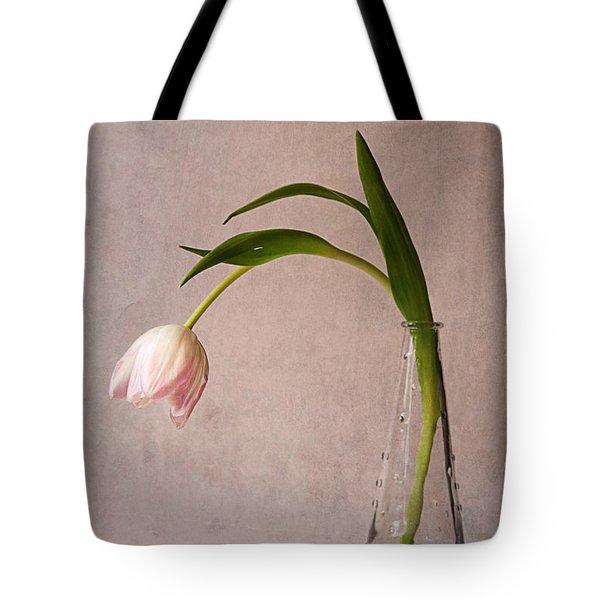 Kiss Of Spring Tote Bag by Claudia Moeckel