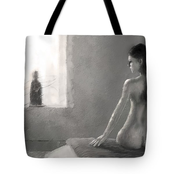 Kissed - Two-color Tote Bag