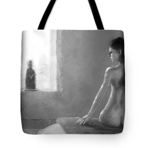 Kissed Tote Bag