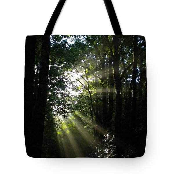 Kisses From Heaven Tote Bag by Diannah Lynch