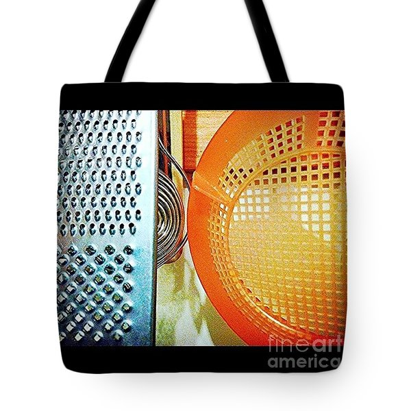 #kitchen #abstracts Tote Bag by Isabella F Abbie Shores FRSA