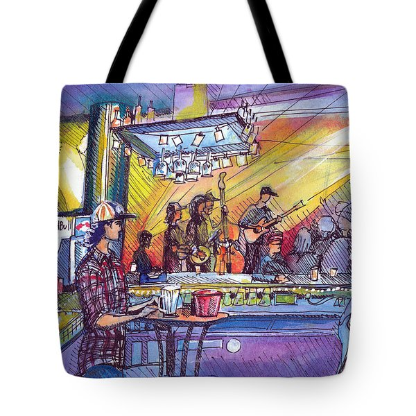 Kitchen Dwellers  Tote Bag by David Sockrider