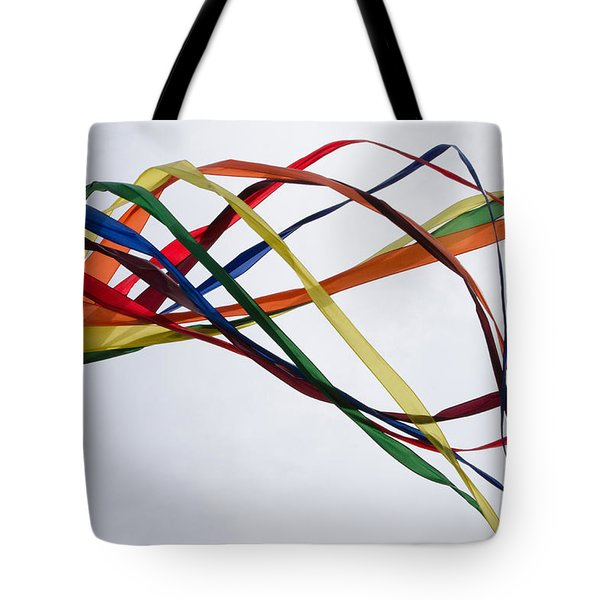 Tote Bag featuring the photograph Kite  by Susan  McMenamin