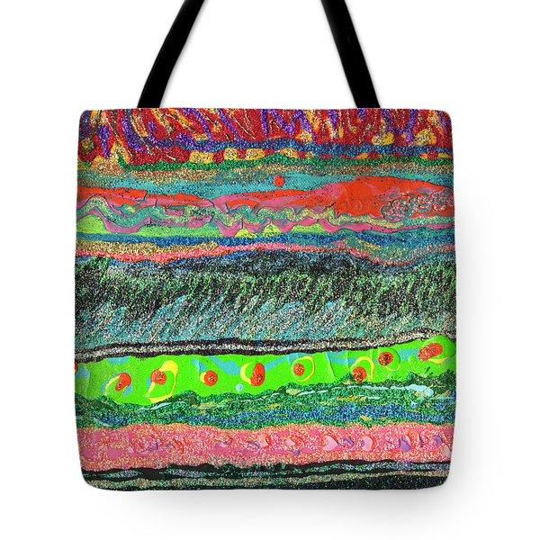 Kitzie's River Tote Bag