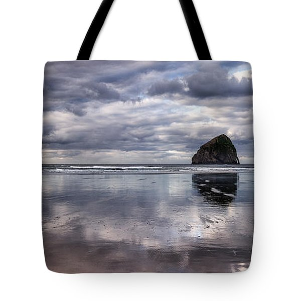 Kiwanda Clouds Tote Bag by Darren  White