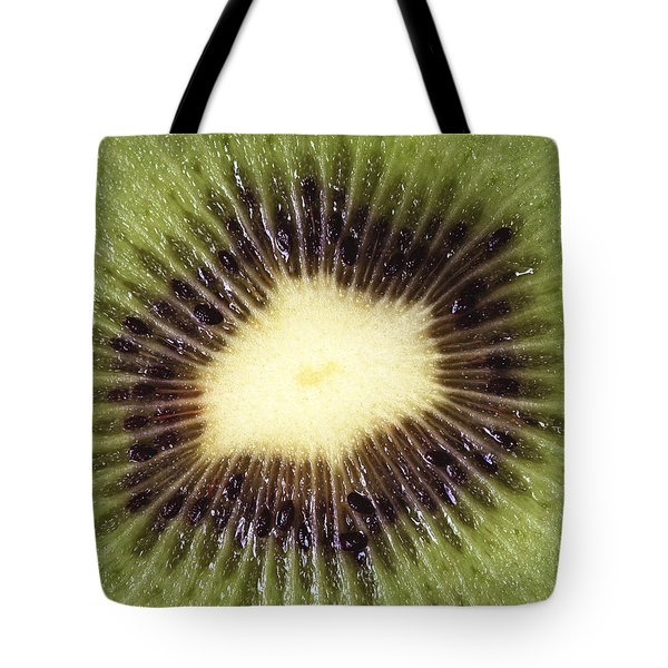 Kiwi Cut Tote Bag