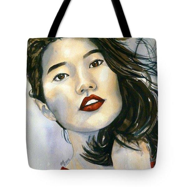 Kiyomi Tote Bag