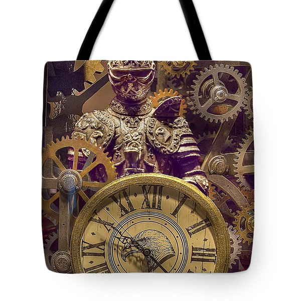 Knight Time Tote Bag