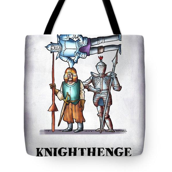 Knighthenge Tote Bag