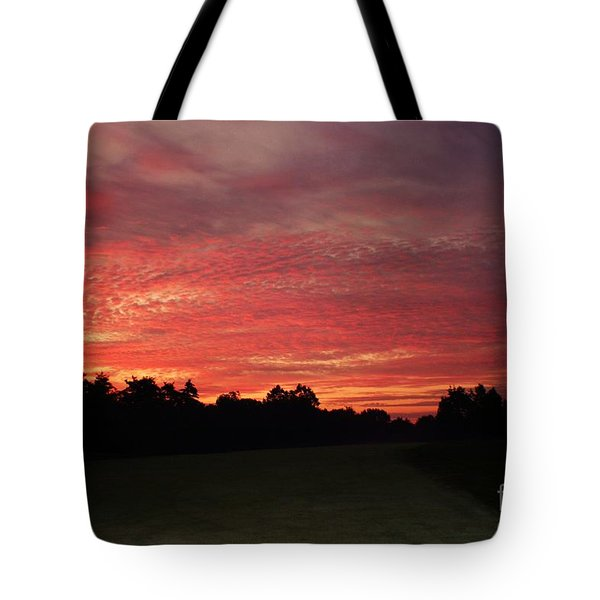 Tote Bag featuring the photograph Knock Knocking On Heavens Door by Polly Peacock