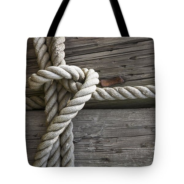 Knot Great Tote Bag