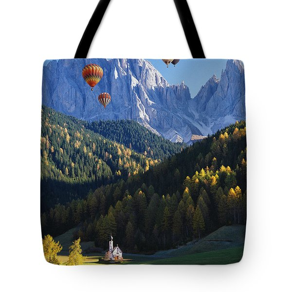 Know No Bounds Tote Bag
