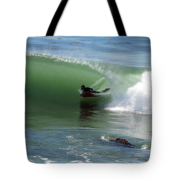 Know What Lies Beneath Tote Bag