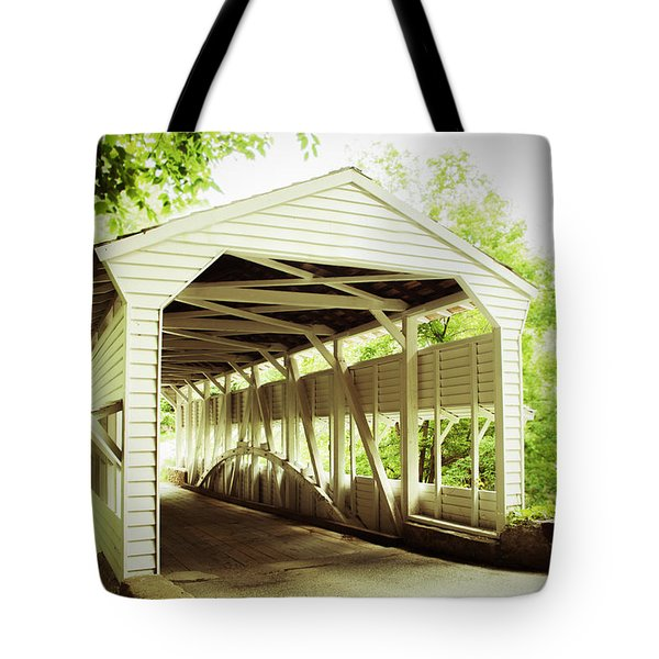 Knox Bridge Tote Bag