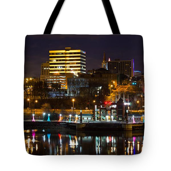 Knoxville Waterfront Tote Bag