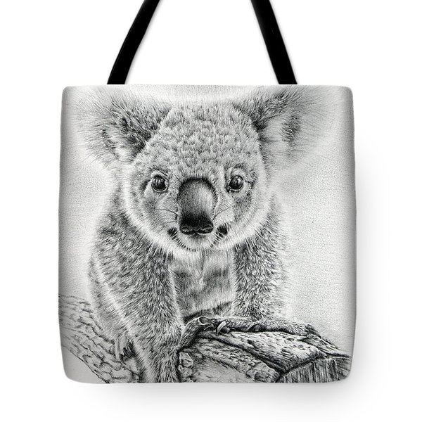 Koala Oxley Twinkles Tote Bag by Remrov
