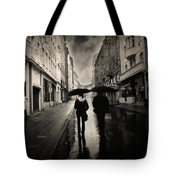 Koblizna Tote Bag by Taylan Apukovska