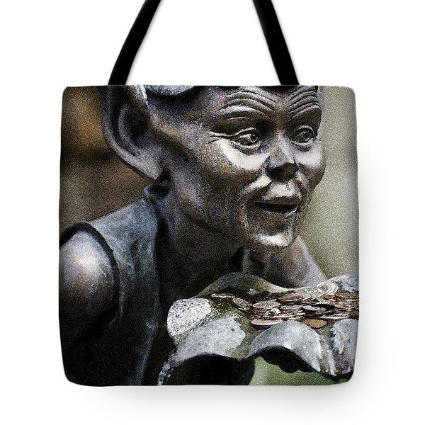 Kobold Tote Bag by Heiko Koehrer-Wagner