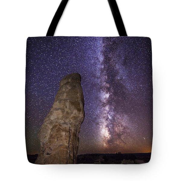 Kodachrome Galaxy Tote Bag
