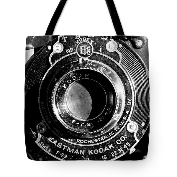 Kodak Brownie 2 Tote Bag