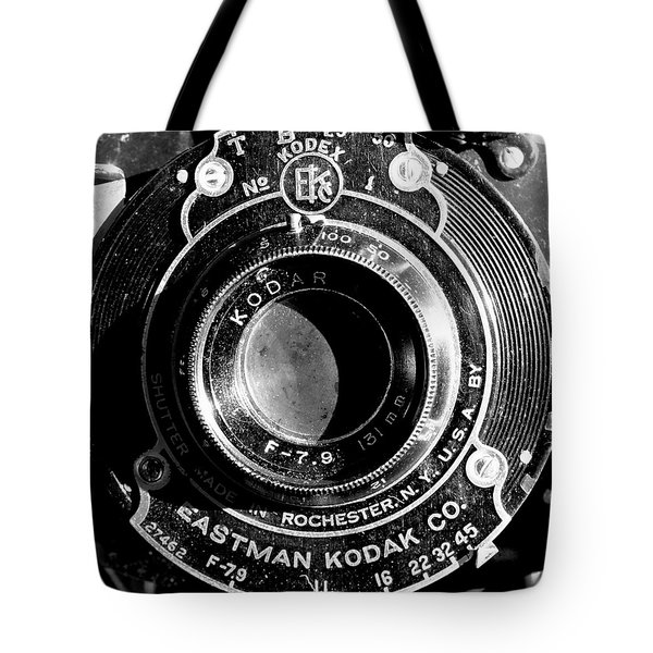 Kodak Brownie 2 Tote Bag