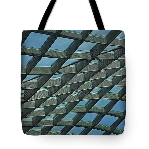 Kogod Courtyard Ceiling #6 Tote Bag
