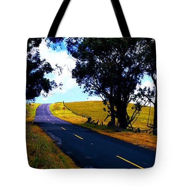 Kohala Mountain Road  Big Island Hawaii  Tote Bag