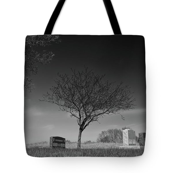 Kohanek Tote Bag by Guy Whiteley