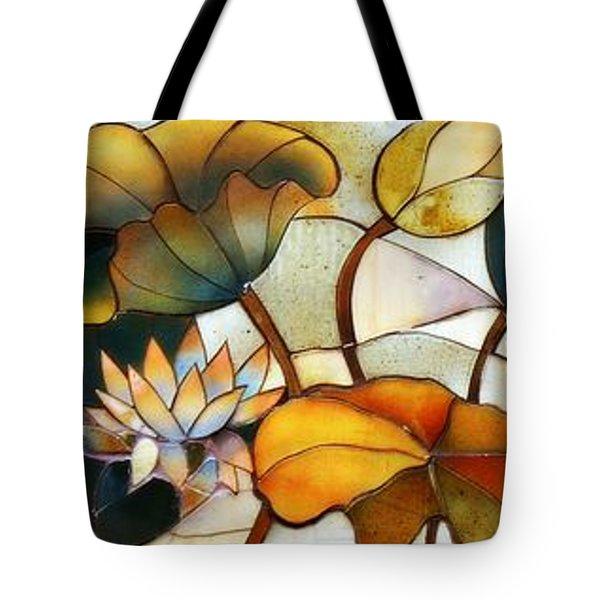 Koi Tote Bag by Lisa L Silva