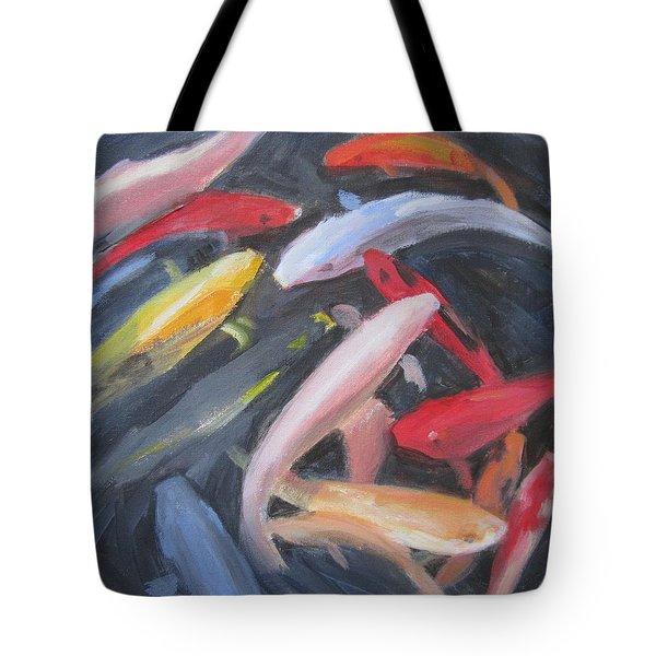 Koi #6 Tote Bag