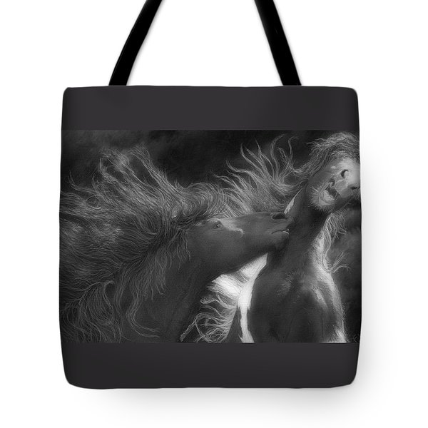 Kombat Tote Bag by Fran J Scott